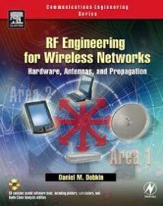 Ebook in inglese RF Engineering for Wireless Networks Dobkin, Daniel M.