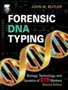Ebook in inglese Forensic DNA Typing Butler, John M.