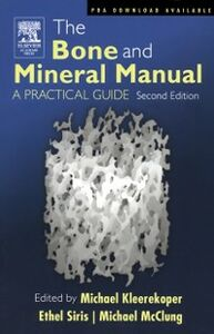 Ebook in inglese Bone and Mineral Manual -, -