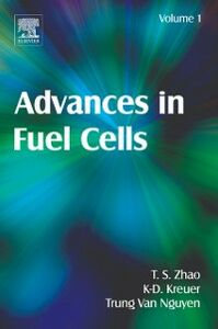 Foto Cover di Advances in Fuel Cells, Ebook inglese di  edito da Elsevier Science