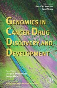 Foto Cover di Genomics in Cancer Drug Discovery and Development, Ebook inglese di  edito da Elsevier Science
