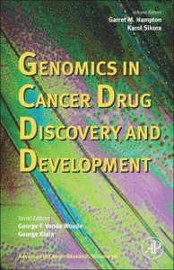 Ebook in inglese Genomics in Cancer Drug Discovery and Development -, -