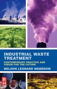 Ebook in inglese Industrial Waste Treatment Nemerow, Nelson Leonard