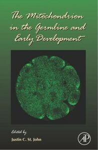 Ebook in inglese Mitochondrion in the Germline and Early Development -, -