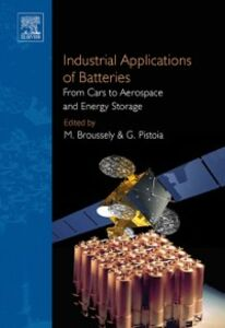 Ebook in inglese Industrial Applications of Batteries -, -
