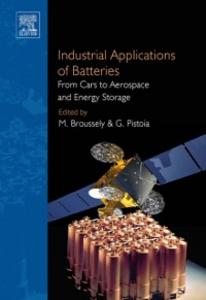 Ebook in inglese Industrial Applications of Batteries -, -
