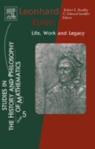 Ebook in inglese Leonhard Euler -, -