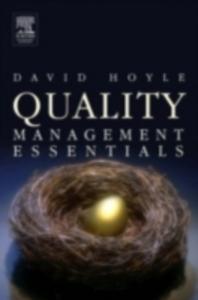 Ebook in inglese Quality Management Essentials Hoyle, David