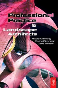 Ebook in inglese Professional Practice for Landscape Architects Garmory, Nicola , Tennant, Rachel , Winsch, Clare