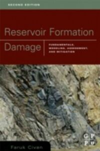 Foto Cover di Reservoir Formation Damage, Ebook inglese di Faruk Civan,PhD Faruk Civan, edito da Elsevier Science