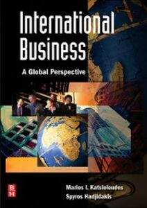 Ebook in inglese International Business Hadjidakis, Spyros , Katsioloudes, Marios