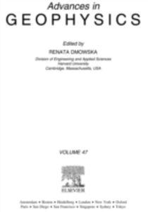Ebook in inglese Advances in Geophysics