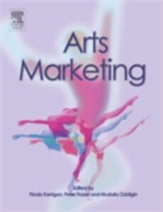 Foto Cover di Arts Marketing, Ebook inglese di AA.VV edito da Elsevier Science