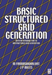 Ebook in inglese Basic Structured Grid Generation Farrashkhalvat, M , Miles, J P