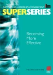 Becoming More Effective Super Series