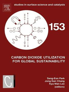 Ebook in inglese Carbon Dioxide Utilization for Global Sustainability -, -