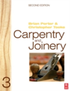 Ebook in inglese Carpentry and Joinery 3 Porter, Brian , Tooke, Chris