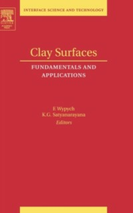 Ebook in inglese Clay Surfaces -, -