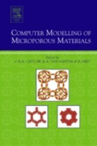 Ebook in inglese Computer Modelling of Microporous Materials -, -
