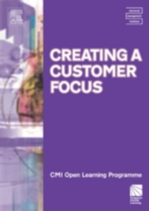Ebook in inglese Creating a Customer Focus CMIOLP Williams, Kate