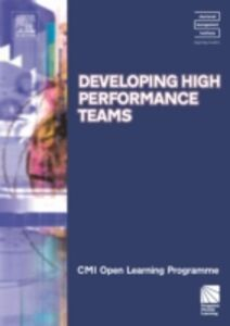Ebook in inglese Developing High Performance Teams CMIOLP Williams, Kate