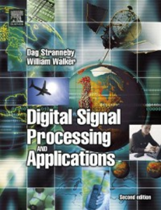 Ebook in inglese Digital Signal Processing and Applications Stranneby, Dag