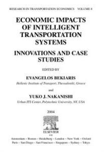 Foto Cover di Economic Impacts of Intelligent Transportation Systems, Ebook inglese di  edito da Elsevier Science