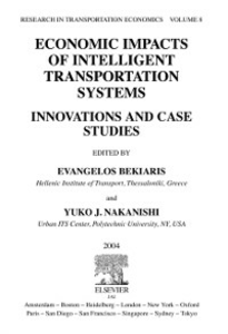 Ebook in inglese Economic Impacts of Intelligent Transportation Systems -, -