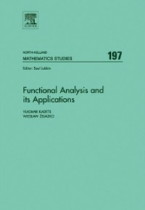 Ebook in inglese Functional Analysis and its Applications Kadets, Vladimir , Zelazko, Wieslaw Tadeusz