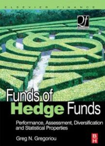 Ebook in inglese Funds of Hedge Funds Gregoriou, Greg N.