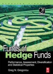 Ebook in inglese Funds of Hedge Funds Gregoriou, Greg N.