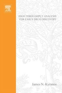 Ebook in inglese High Throughput Analysis for Early Drug Discovery -, -