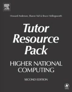 Ebook in inglese Higher National Computing Anderson, Howard , Hellingsworth, Bruce , Yull, Sharon