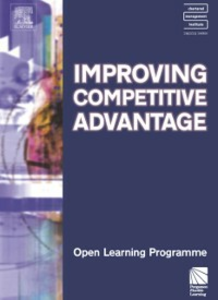 Ebook in inglese Improving Competitive Advantage CMIOLP Williams, Kate