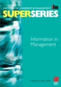 Ebook in inglese Information in Management Super Series -, -
