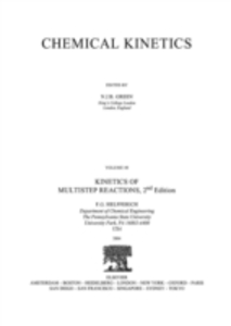 Ebook in inglese Kinetics of Multistep Reactions Helfferich, Friedrich G.