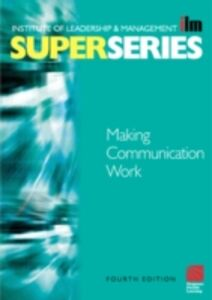 Ebook in inglese Making Communication Work Super Series