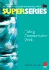 Making Communication Work Super Series