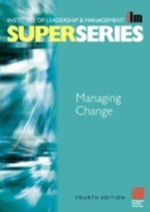 Ebook in inglese Managing Change Super Series -, -