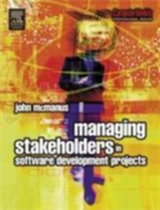 Ebook in inglese Managing Stakeholders in Software Development Projects McManus, John