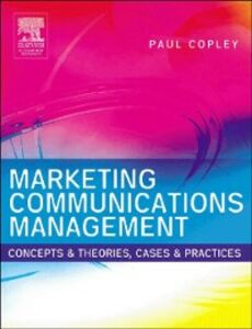 Ebook in inglese Marketing Communications Management Copley, Paul
