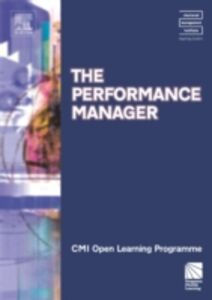 Foto Cover di Performance Manager CMIOLP, Ebook inglese di Kate Williams, edito da Elsevier Science