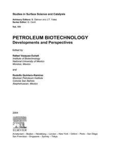 Ebook in inglese Petroleum Biotechnology -, -