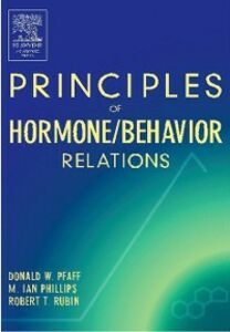 Ebook in inglese Principles of Hormone/Behavior Relations Pfaff, Donald W , Pfaff, Donald W. , Phillips, M. Ian , Rubin, Robert T