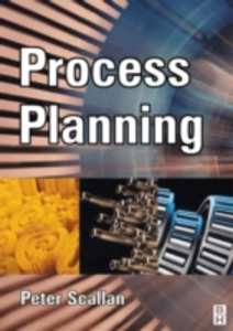 Ebook in inglese Process Planning Scallan, Peter