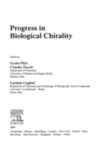 Ebook in inglese Progress in Biological Chirality -, -