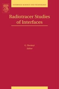 Ebook in inglese Radiotracer Studies of Interfaces