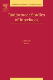 Radiotracer Studies of Interfaces