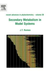Ebook in inglese Secondary Metabolism in Model Systems -, -