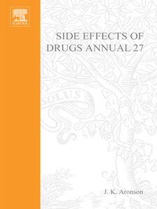 Ebook in inglese SIDE EFFECTS OF DRUGS ANNUAL ARONSON